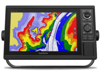 Garmin GPSMAP1242xsv - Navionics - front