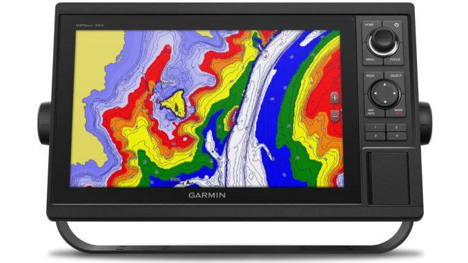 Garmin GPSMAP1242xsv - Navionics - front