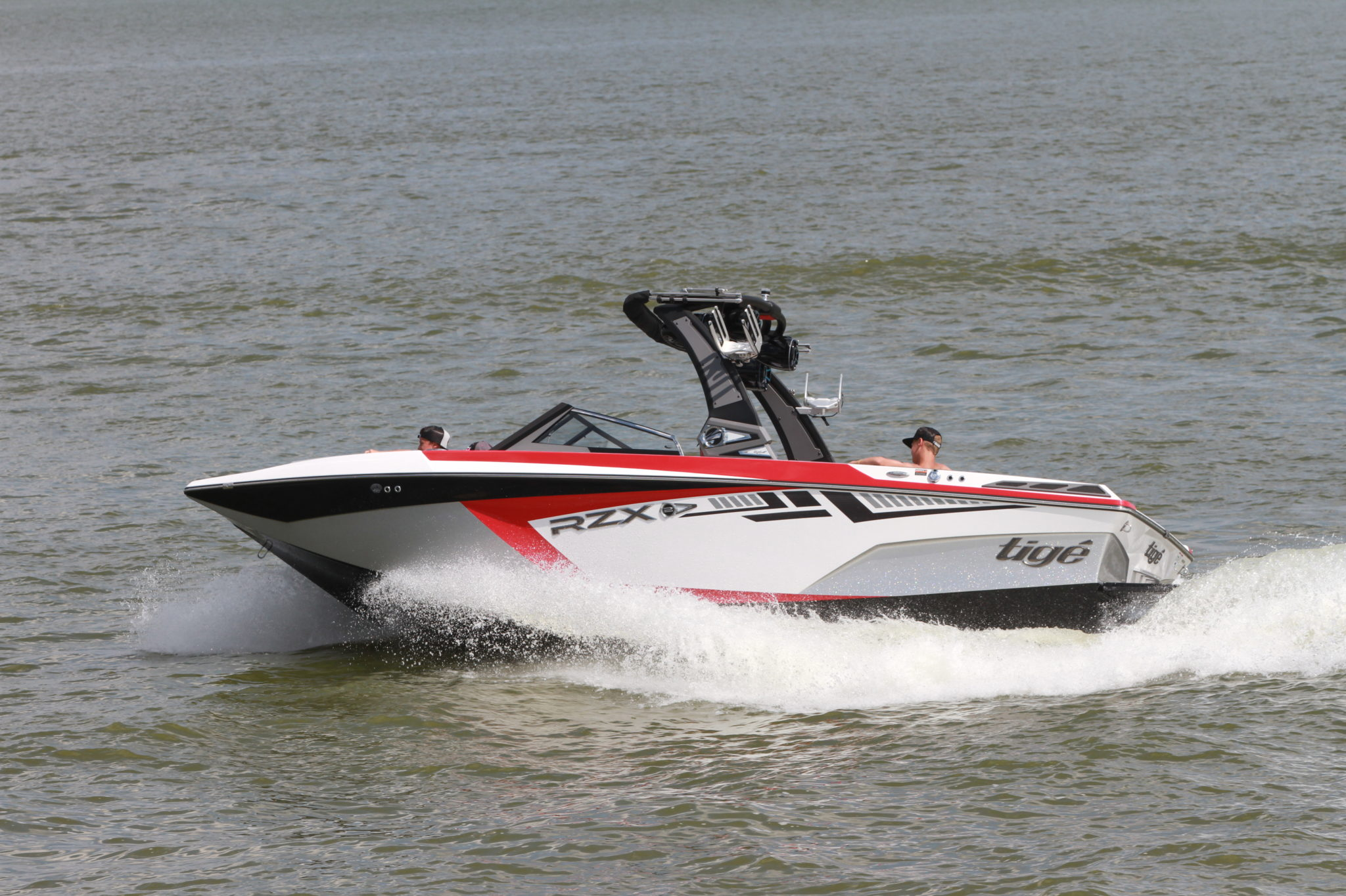 Tigé RZX2, Cool, Technological and Really Fun for Everybody