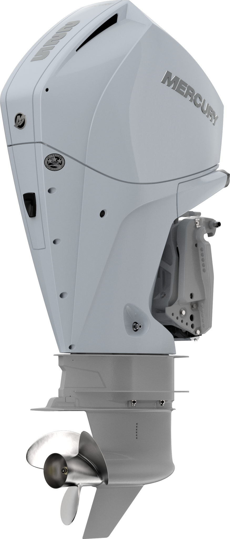 All-New Mercury V-6 Four Stroke, Three Revolutionary Engines
