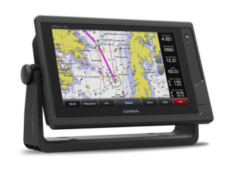 Garmin GPSMAP 942xs front