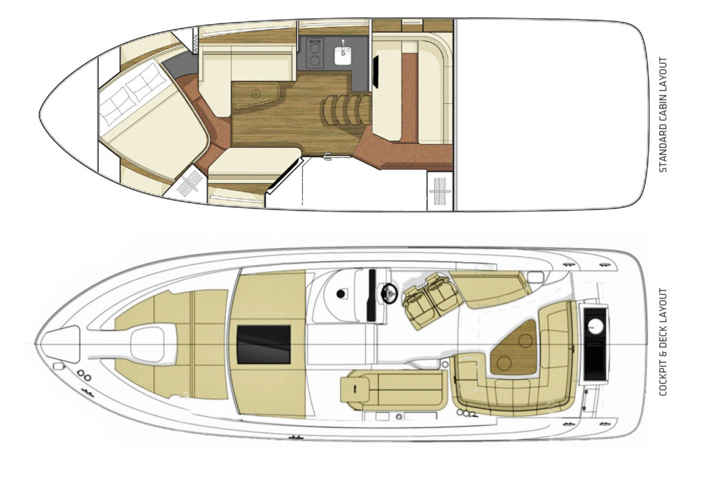 Sea Ray Sundancer 350 Coupe Sporty And Family