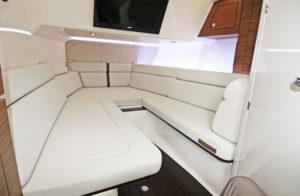 Boston Whaler 350 Realm - cabin