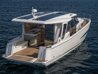 Greenline 39 Hybrid - Yacht & Sea