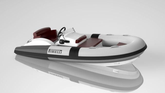 Pirelli J33 Azimut Special Edition - Azimut