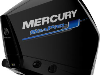 Mercury Marine 225-300 hp VB8 SeaPro