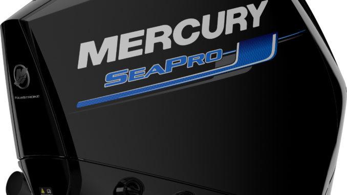 Mercury Marine 225-300 hp VB8 SeaPro