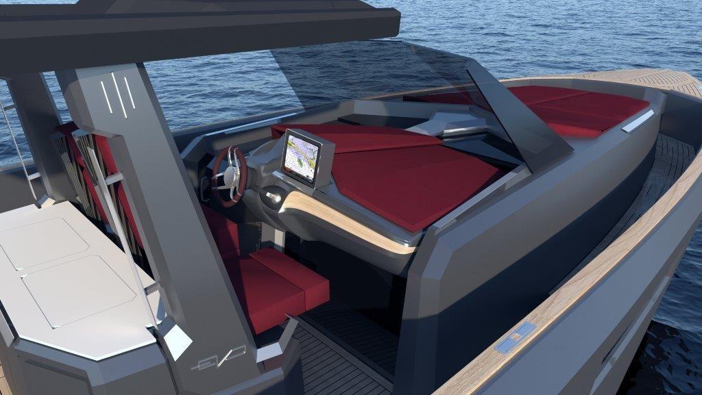 Evo Yachts_Evo CC dashboard