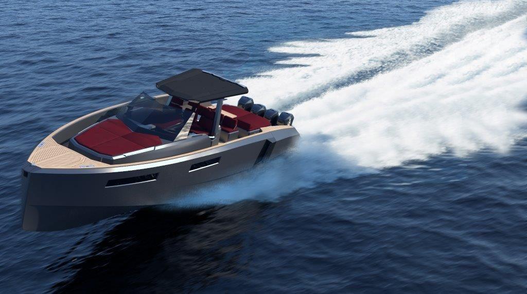Evo Yachts_Evo CC running