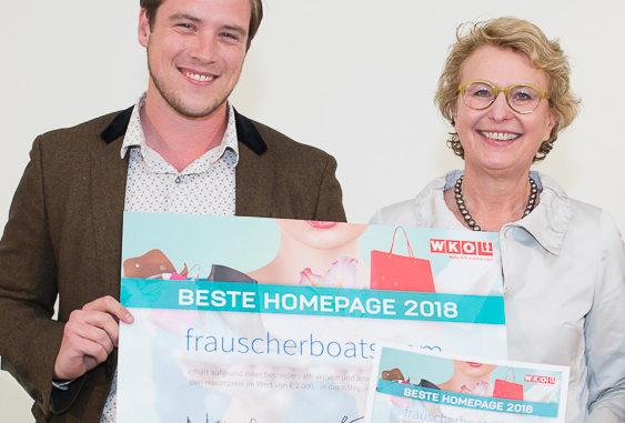 Frauscher best Homepage 2018