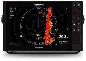 Raymarine Magnum High-Performance Marine Radar display