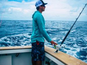 Garmin inReach Mini - fishing