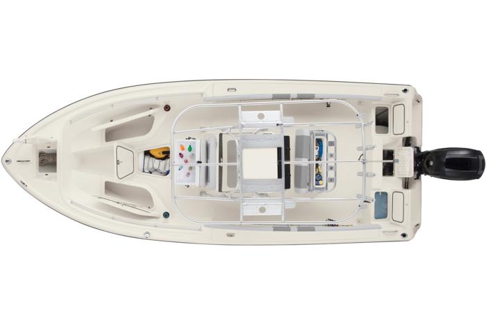 Mako 214 CC layout