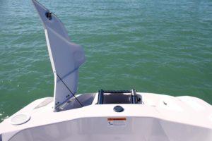 Scarab 255 Open anchor box