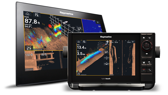Raymarine eS and gS Systems