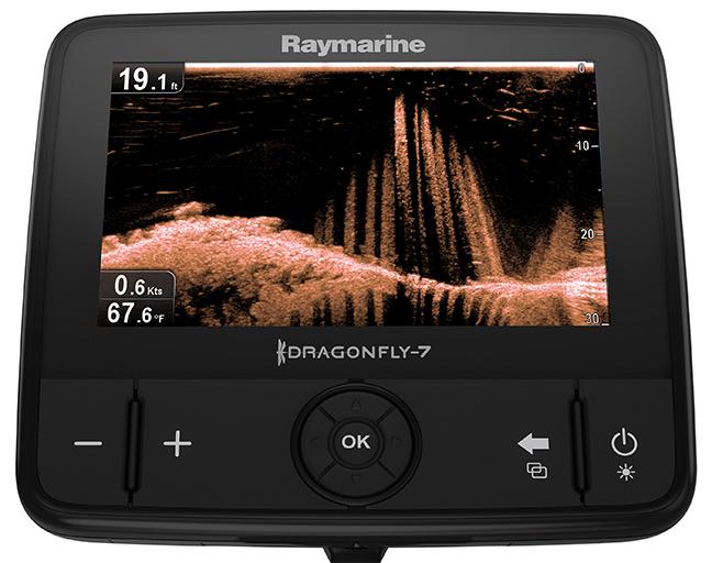 Raymarine Axiom's RealVision 3D