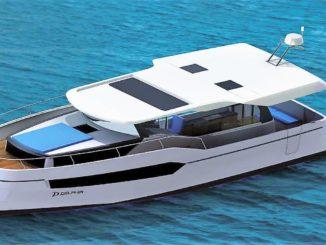 Delphia Yachts - Blue Escape 1200