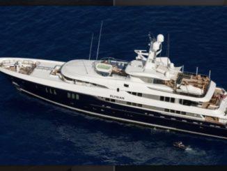 Yacht ELYSIAN 197'