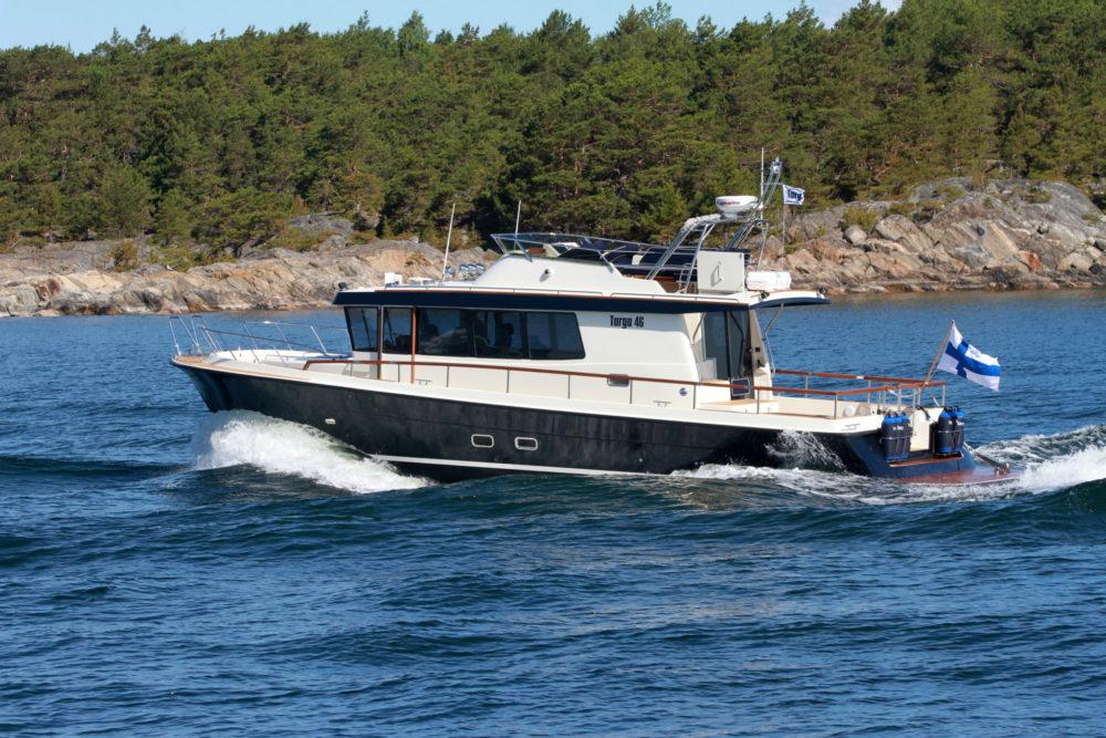 Targa 46 - 2018 - Yacht & Sea