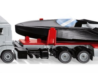 Toy Frauscher Siku Boat
