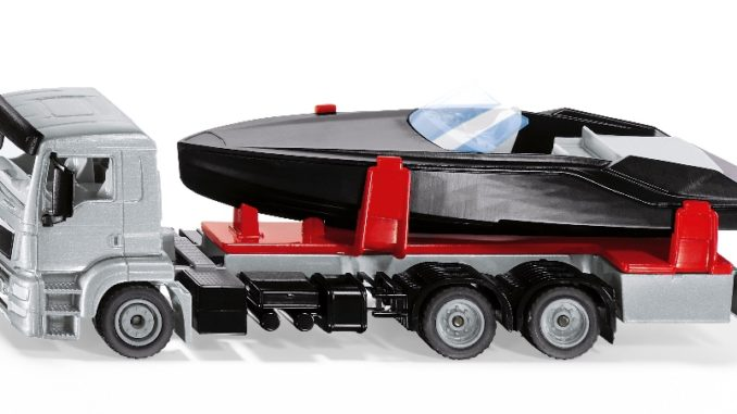 Toy Frauscher Siku Boat