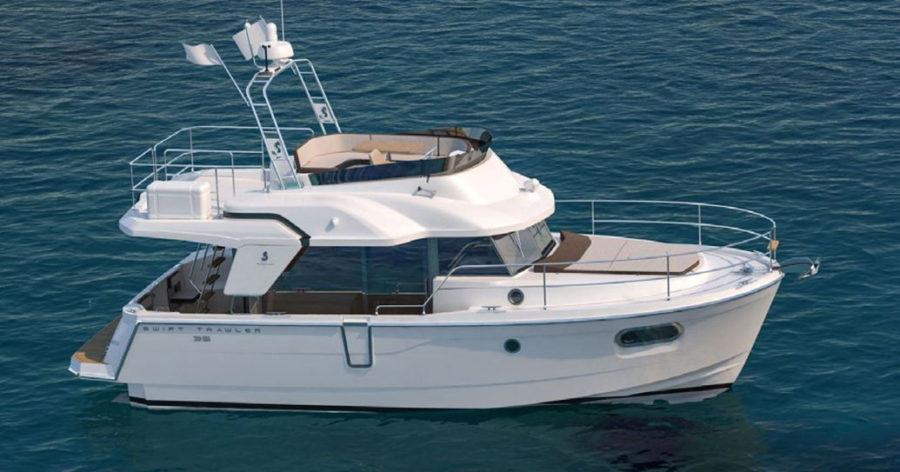 All new-beneteau-swift-trawler-35 - yacht and Sea