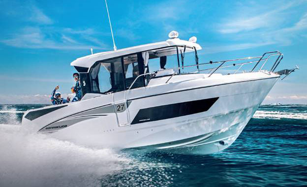 Beneteau Barracuda 27 - Yacht and Sea