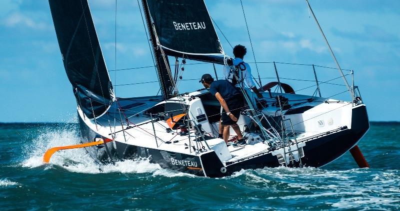 Beneteau Figaro 3 - Yacht and Sea