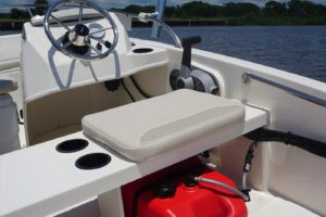 Boston Whaler 130 super Sport - detail 2
