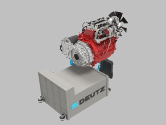 Modular, scalable E-DEUTZ hybrid drive