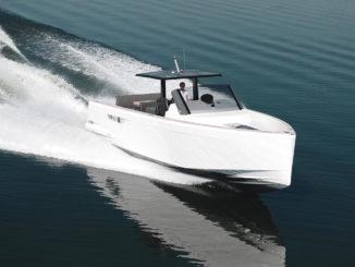 Simrad Yachting - Fjord