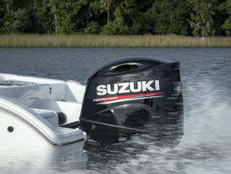 All-New Suzuki_DF150A - Yacht and Sea