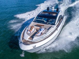 Targa 63 GTO - Yacht and Sea