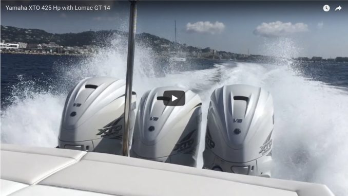 Yamaha V8 STO 425hp outboard - Yacht and Sea