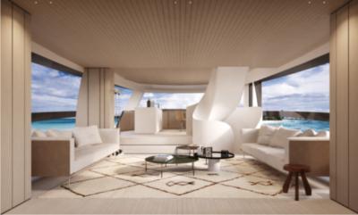 Sanlorenzo SX76 - interior - Yacht and Sea