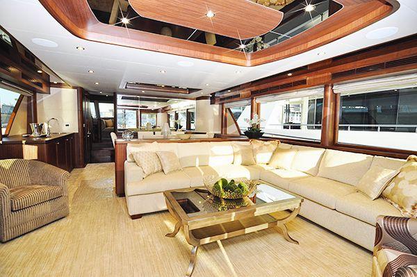 Ocean Alexander 90' - Interior - Yacht and Sea
