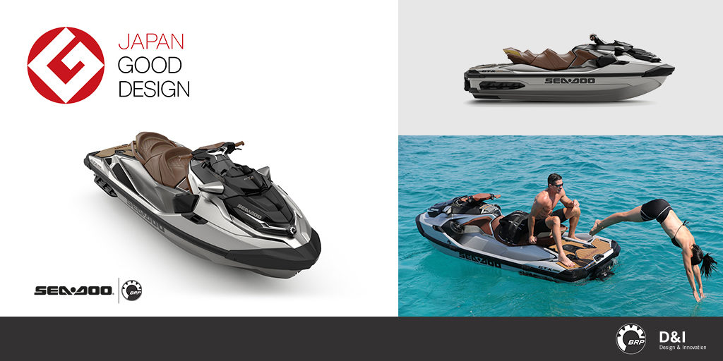 SeaDoo GTX GoodDesignJapan - Yacht and Sea