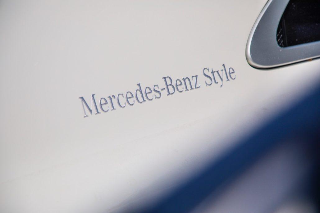 Mercedes silver Arrows 460 Granturismo 1 - Yacht and Sea