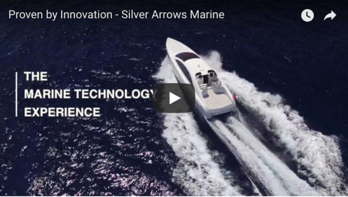 Mercedes Arrows 460 Granturismo - Yacht and Sea