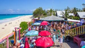 Nippers Bar and Grill guana Cay bahamas