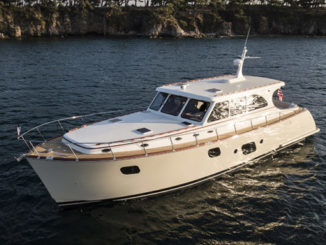 Vicem 65 IPS Classic skyview - yacht and sea
