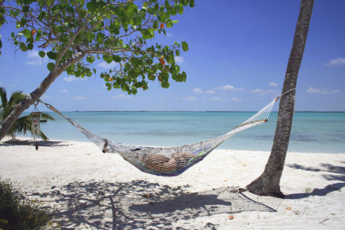 Andros - Bahamas - yacht and sea