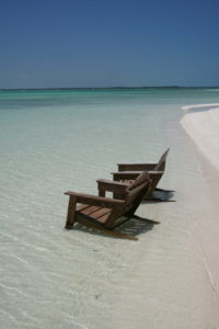 Andros 4 - Bahamas - yacht and sea