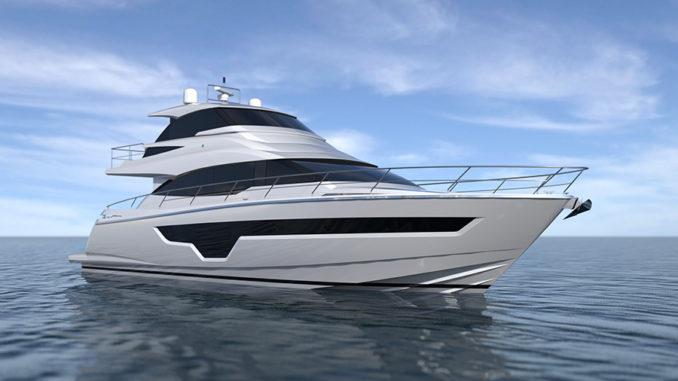 Johnson-70- 1 - yacht and sea