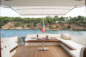 Vicem 65 IPS Classic deck 2 - yacht and sea