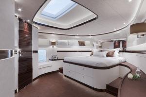 Zeelander Z72 interior 3 - yacht and sea