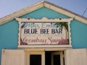 Miss emily bar Bahamas - yacht and sea