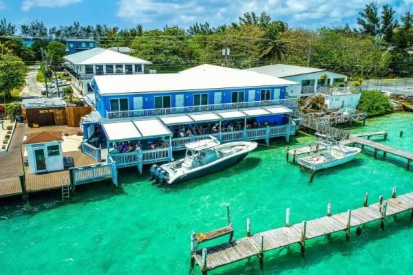 Bimini - Bahamas - yacht and sea