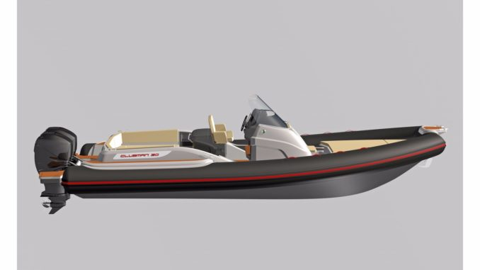 All new Joker Clubman 30 - yacht and sea