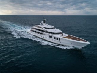 "Benetti MY ""Spectre"" - yacht and sea"